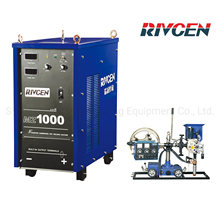 100% Duty Cycle Heavy Industry DC Inverter Submerged Arc Welding Machine