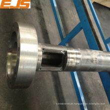 barril de 65mm, para extrusão