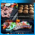 Substantielles lourds de haute qualité revêtement anti-adhésif réutilisables barbecue de devoir