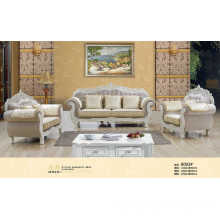 Silver Color Royal Sofa, New Classic Sofa (B003)