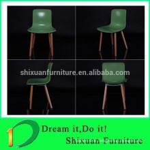 2015 modern elegant design commercial plastic school chair