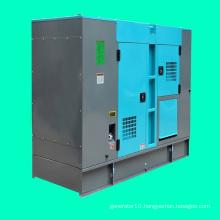 Famous Factory Sell Cummins Soundproof 100kVA Generator (6BT5.9-G2)