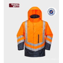 High Visibility Class 2 Workwear Reflective Safety hi vis uniforms construction professional workwear