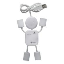4 Ports USB Hub up to 480Mbps