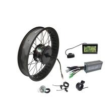 20X4.0 750W ebike conversion kit bafang 8fun electric bike conversion kit