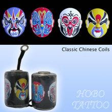 Bobinas de máquina profissional Tattoo clássico chinês