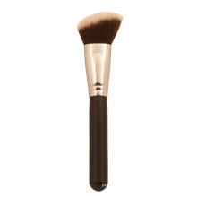 Angled Kabuki Brush, Makeup Brush with Synthetic Hair