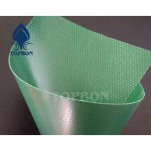 High Quality Coated Stripe PVC Tarpaulin for Swimming Pool