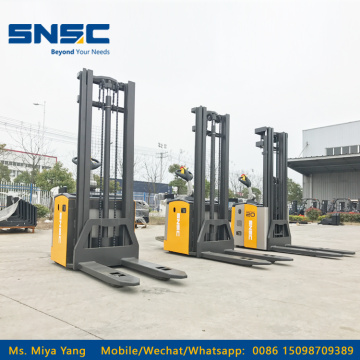 SNSC Logistik gudang Electric Stacker 1.5T
