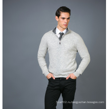 Мужская мода Кашемир Blend Sweater 17brpv127