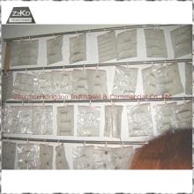 Matériaux de filaments / dépôts de tungstène à haute qualité en polypropylène / Matériaux d'évaporation / Tungstène (W) Fil d'évaporation