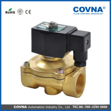 AC110V 220V Estilo de solenoide de válvula de agua eléctrica COVNA