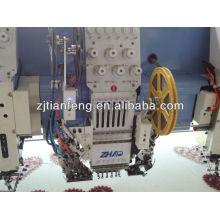624 computadorizado plano + máquina de bordado de lantejoulas preço barato à venda