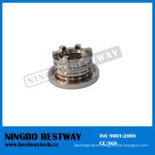 High Performance Brass Nipple Fitting Manufacturer (BW-838)