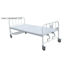 Spray triplo-dobrar cama com cabeça de tubo redondo