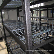 Metal Multi-layer Storage Display Galvanized industrial Rack/Shelf