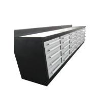 Armário de garagem de bancada de alta qualidade com 25 gavetas