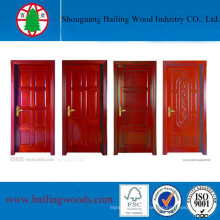 China Factury Big Sale Solid Wood Door