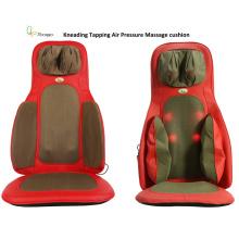 Amassar Massageador Corporal Almofada de Massagem com Pressão de Ar