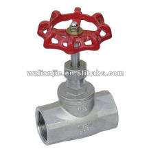 Manual 2 inch Stainless Steel Globe Valve