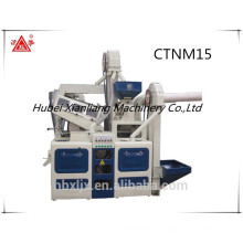 CTNM15 best sale good looking high capacity automatic mini complete rice mill machine