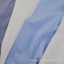 Fast Production fashion apparel 100% cotton shirting fabric manufacturer