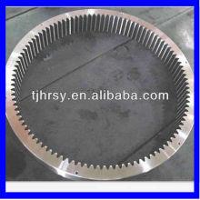 Large inner ring gear wheel