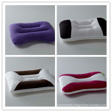 colorful comfortable chip foam pillow