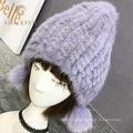 Nuevo sombrero de piel de lana marrón fábrica de moda de China