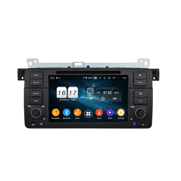 BMW E46 1998-2004 용 Android 자동 라디오 DVD