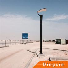 Réverbère solaire de jardin de 4.5m LED pour Bahraim