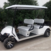4 seater electric cargo golf cart,new model golf cart for sale,customized golf cargo box cart.