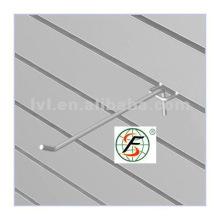 Ranurado placa de mdf con alu bar / ranura pared mdf bordo