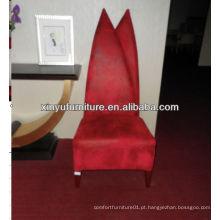 Cadeiras de tecido de costas altas XY4883