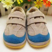 Baby Warm Schuhe Boy Quietschen Schuhe für den Winter