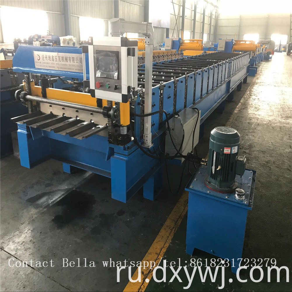 IBR SHEET MACHINE
