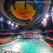 Олимпийские игры Бадминтон ПВХ этаж