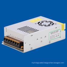 250W DC12V Switching Power Supply single Output with CE RoHS