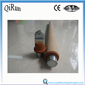 Double Thickness Sampler for Molten Steel