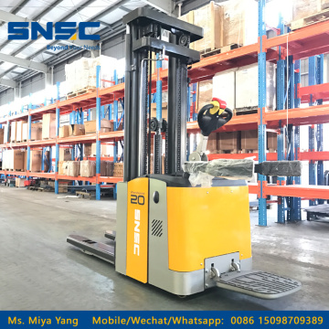 Ride On 1500kg Electric Stacker DB15