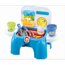 Набор табуреток для игрушек для сада