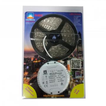 Set di strisce led da 100W DC24V dimmerabile 0-10v