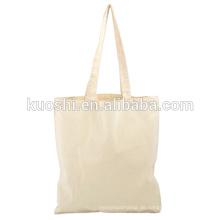 Weiße Baumwoll-Canvas-Taschen mit Firmenlogo