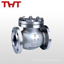 pn16 flange swing stainless steel 8mm check valve