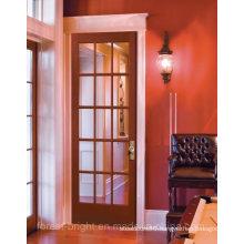 French Wood Door with 15 Lites