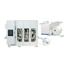 Máquina de embalagem automática de saco de filme FFS