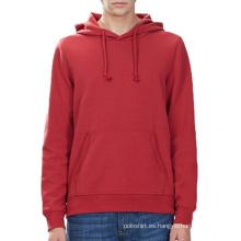 Sudadera con capucha Stringer para hombre en color rojo de 2016 Best-Seller Product