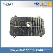 Gravité à haute pression faite sur commande de fabricant Radiateur en aluminium de moulage mécanique sous pression