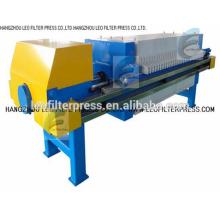 Leo Filterpresse Schlammfiltrationsfilterpresse, Automatisches Betriebsfilterpressensystem zur Schlammentwässerung