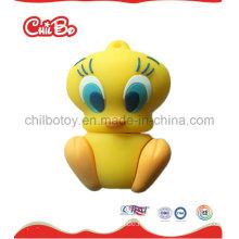 Lovely Kleine Ente Plastikspielzeug (CB-PM028-S)